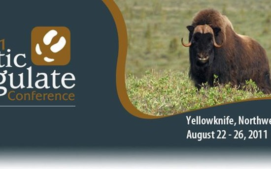 Arctic Ungulate Conference NWT